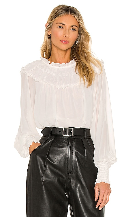 Solid Gauze Blouse 1. STATE $69