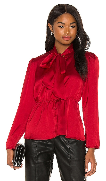 Crepe Back Blouse 1. STATE $69
