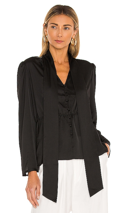 Crepe Back Blouse 1. STATE $69 NEW