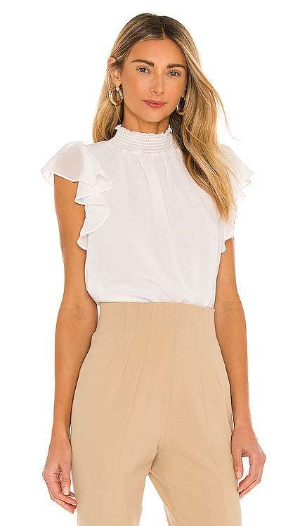 Solid Gauze Chiffon Blouse 1. STATE $59 BEST SELLER