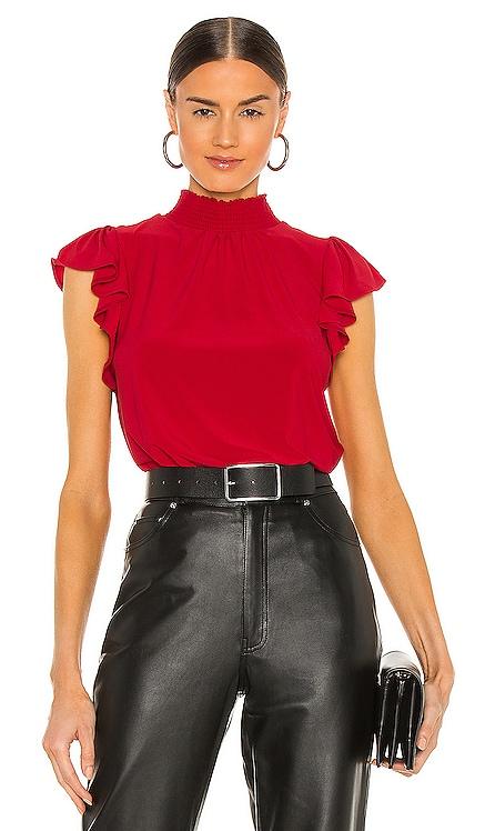 Slinky Knit Dressing Blouse 1. STATE $39 NOUVEAU