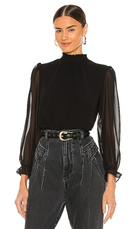 Smocked Neck Top 1. STATE $79 NOUVEAU