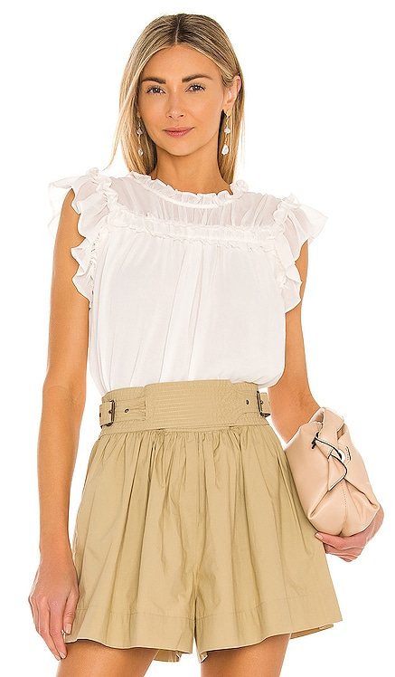 Babydoll Blouse 1. STATE $69 BEST SELLER