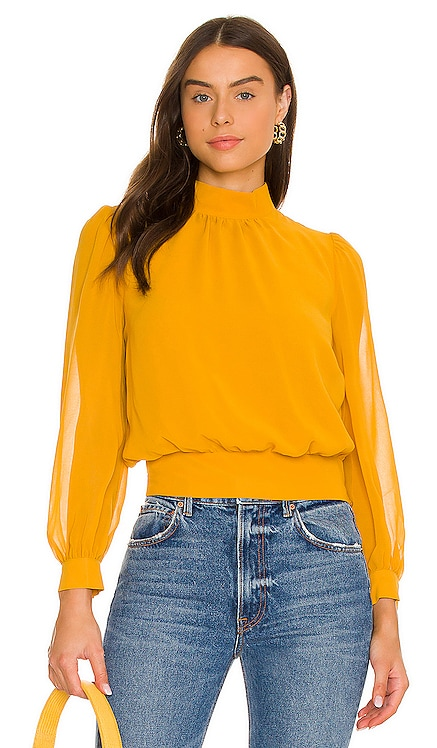 Long Sleeve Mock Neck Top 1. STATE $79 NEW