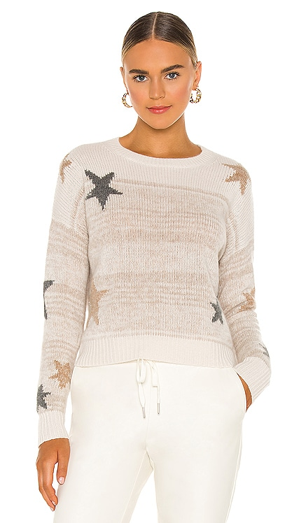 Kora Cashmere Sweater 360CASHMERE $426 NEW