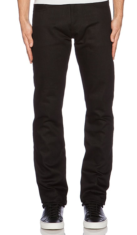 Slim Straight Denim 3sixteen $230