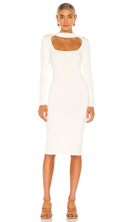 Cut Out Mock Neck Dress 525 $138 BEST SELLER