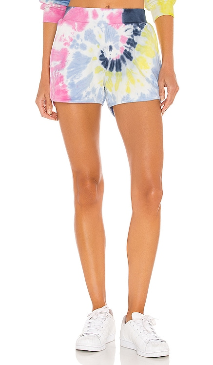 Tie Dye Dolphin Shorts 525 america $78 BEST SELLER