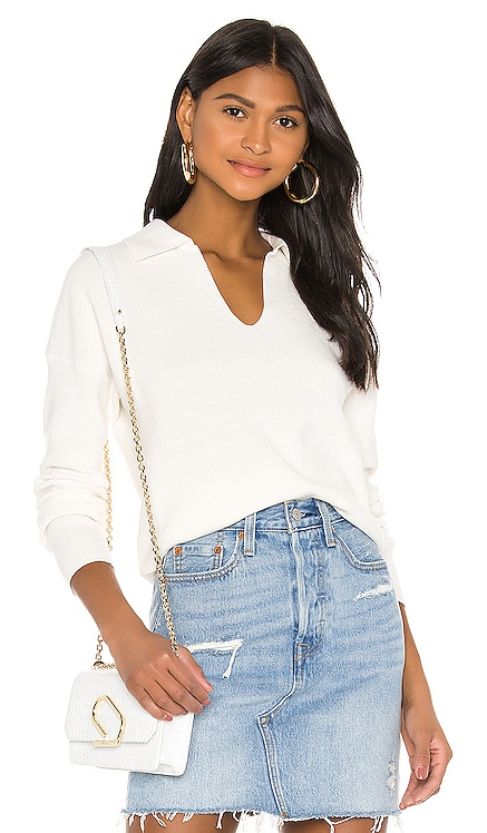 Collared V Neck Sweater 525 $88 BEST SELLER