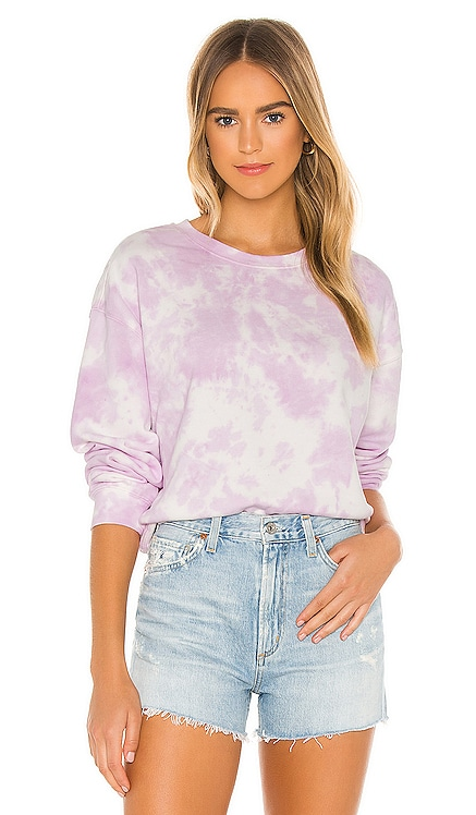 Tie Dye Crew Sweatshirt 525 america $118