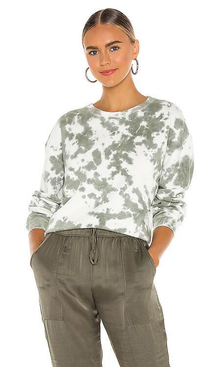 Tie Dye Pullover Sweatshirt 525 $118 NEW