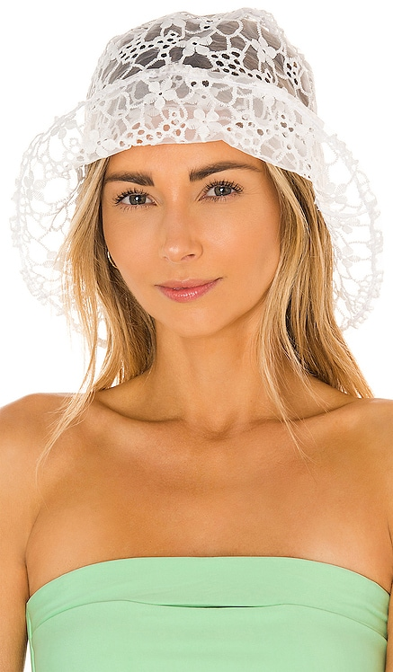 Sheer Bucket Hat 8 Other Reasons $44 NEW