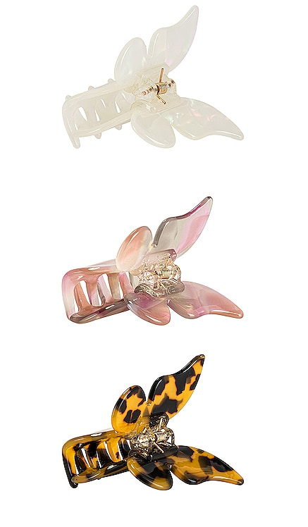 Butterfly Claw Clip 8 Other Reasons $55