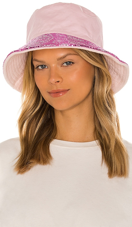X Sofia Richie Reversible Bucket Hat 8 Other Reasons $139 NEW