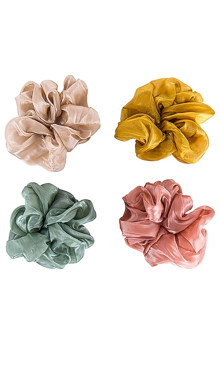 Frances Scrunchie Set 8 Other Reasons $28