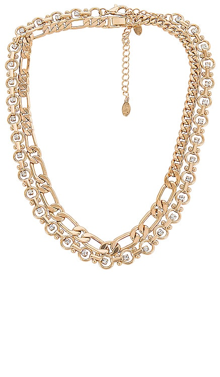 Golden State Necklace 8 Other Reasons $90 NEW