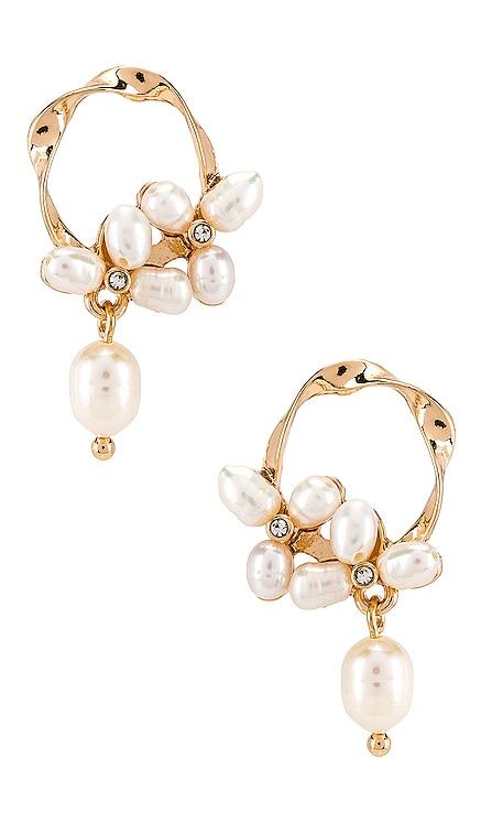Pearl Drop Earrings 8 Other Reasons $37