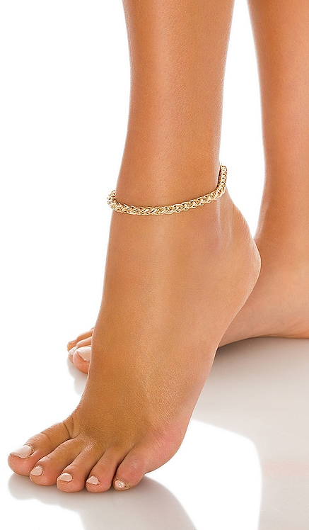 Jazzy Anklet 8 Other Reasons $29 BEST SELLER