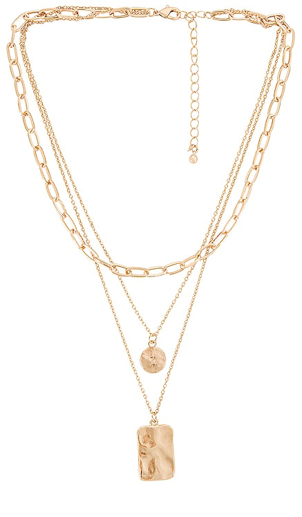 COLLIER À PLUSIEURS RANGS LAID BACK 8 Other Reasons $48 BEST SELLER