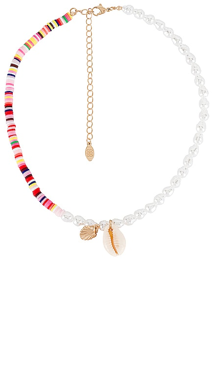 Poi Lariat Necklace 8 Other Reasons $34