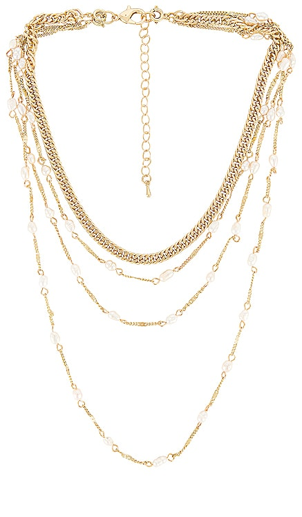 Cascade Lariat Necklace 8 Other Reasons $72 NEW