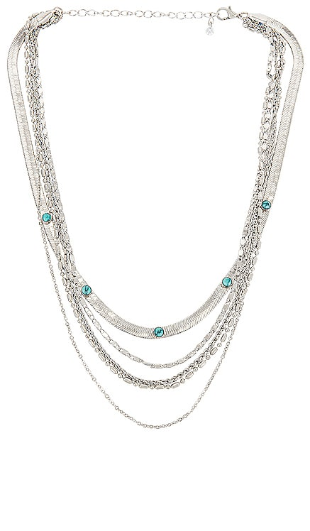 Layered Necklace 8 Other Reasons $59 NEW