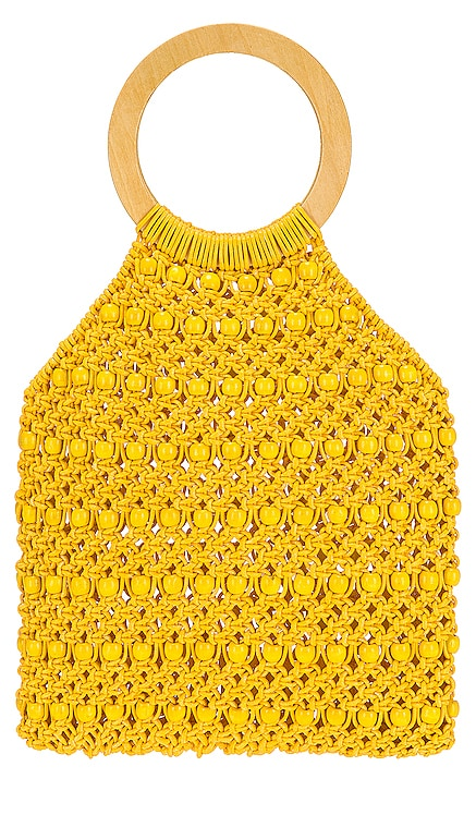 Woven Beaded Bag 8 Other Reasons $88