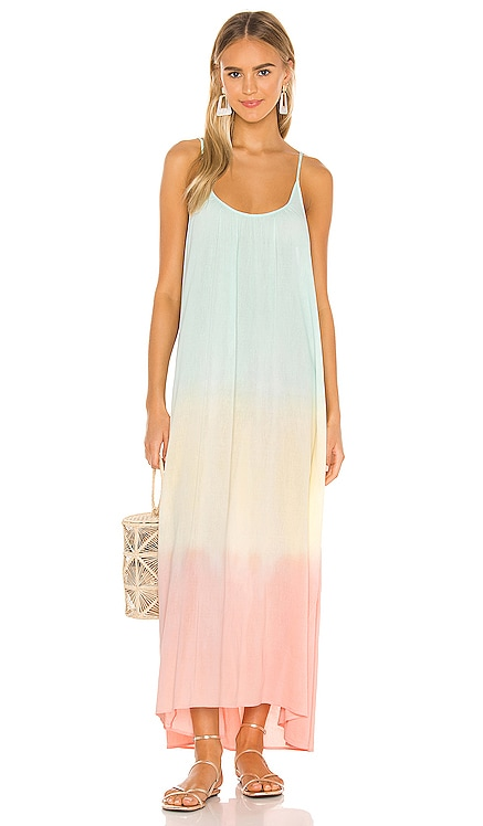 Tulum Core Cotton Maxi Dress 9 Seed $169