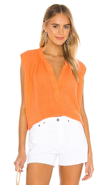 Idyllwild Sleeveless Top 9 Seed $158 BEST SELLER