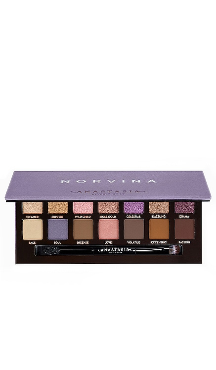 Norvina Eyeshadow Palette Anastasia Beverly Hills $42 BEST SELLER