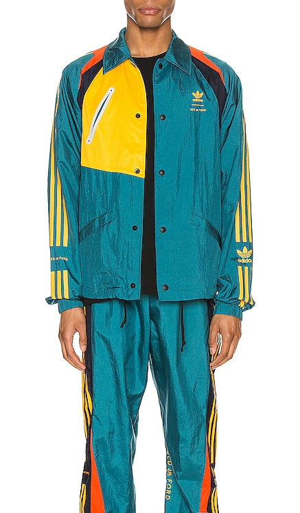 Bench Jacket adidas x Bed J.W. Ford $240