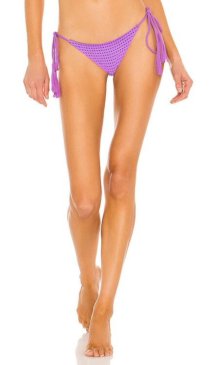 X REVOVLE Polihale Bikini Bottom ACACIA $106 NEW