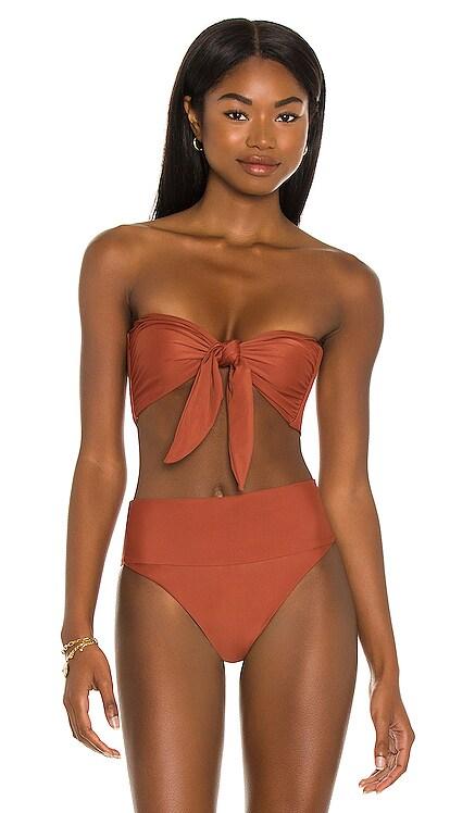 Baker Bikini Top ACACIA $115 NEW
