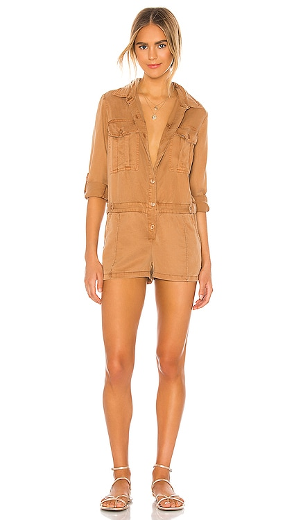 Rummor Sleeveless Romper YFB CLOTHING $189