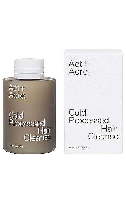 Cold Processed Hair Cleanse Act+Acre $28