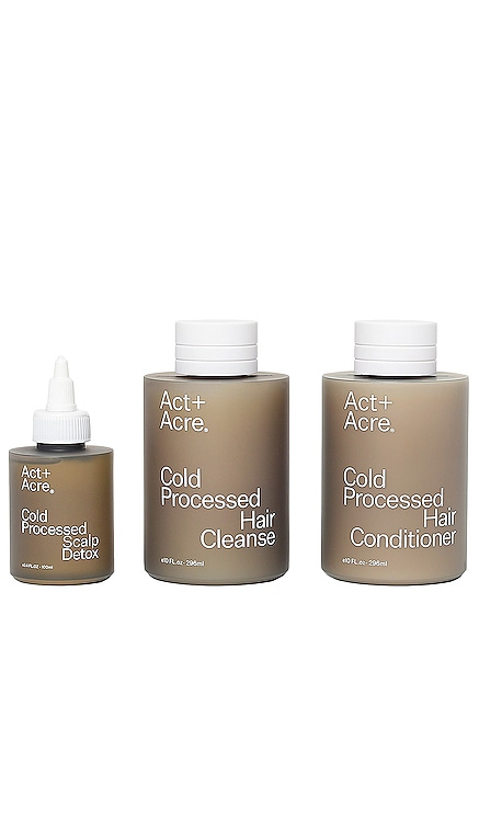 KIT CAPILAR THE ESSENTIALS Act+Acre $85