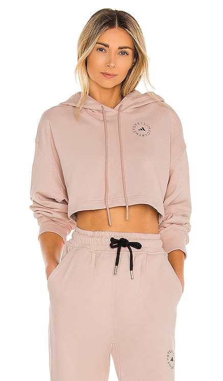 ASMC Crop Hoodie adidas by Stella McCartney $120 NEW