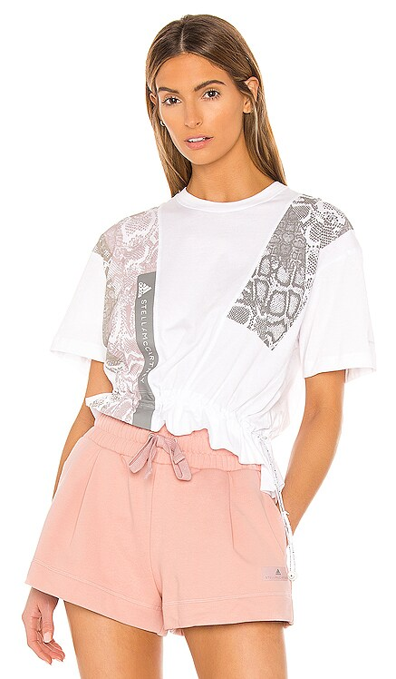 GRAPHIC T恤 adidas by Stella McCartney $65