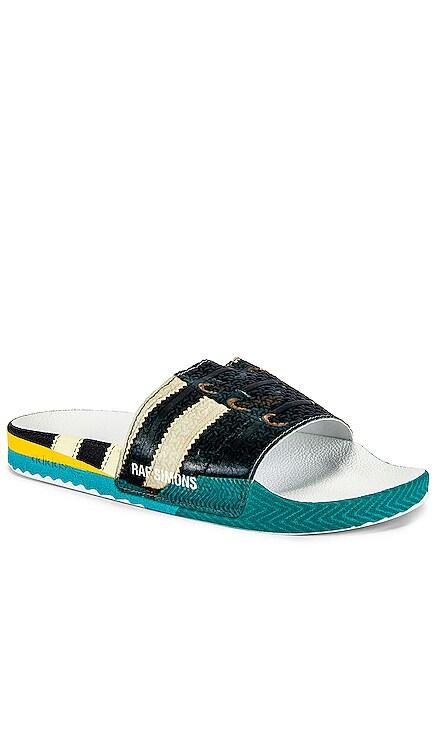 Samba Adilette Slides adidas by Raf Simons $63