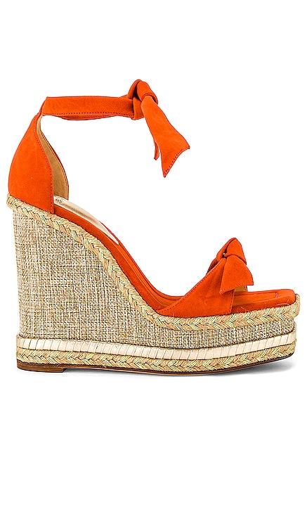Clarita Wedge Sandal Alexandre Birman $695