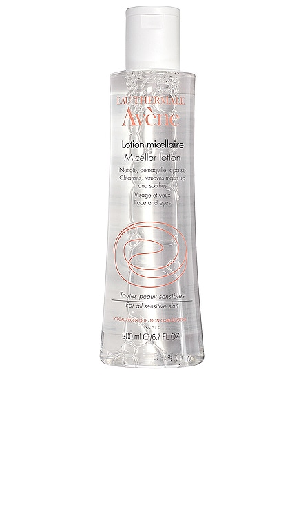 Micellar Cleansing Lotion Avene $18