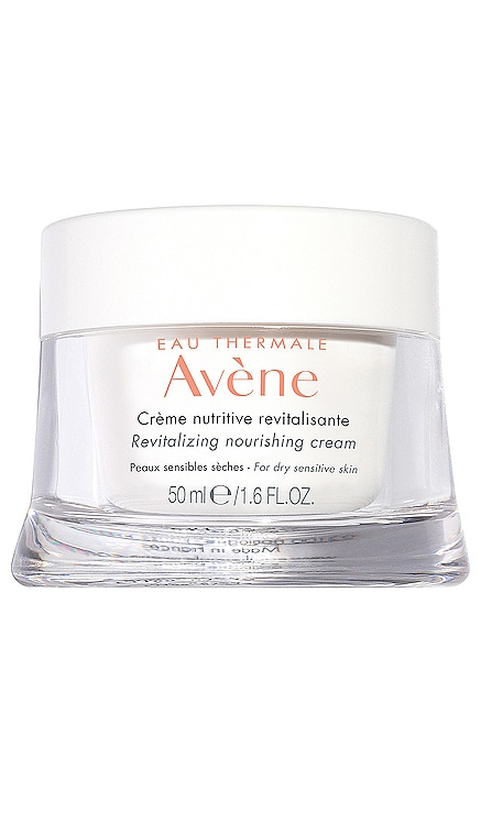 Revitalizing Nourishing Cream Avene $36 BEST SELLER