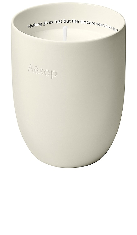 Aromatique Candle Aesop $110 NEW