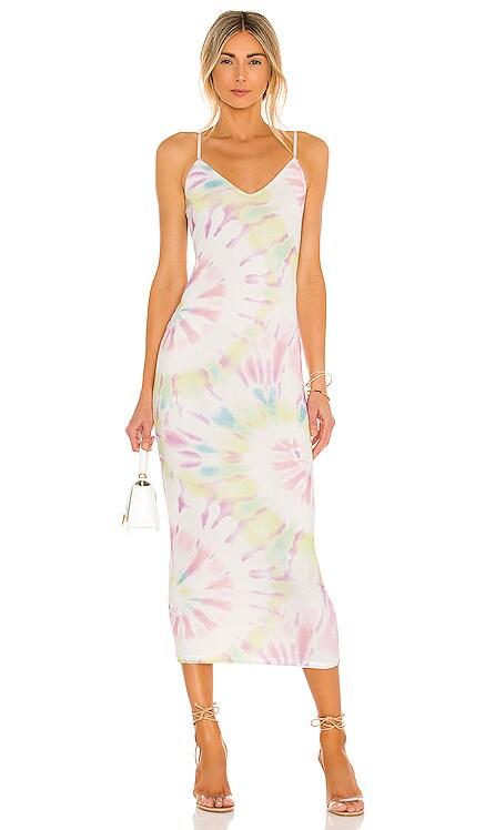 Amina Dress AFRM $78