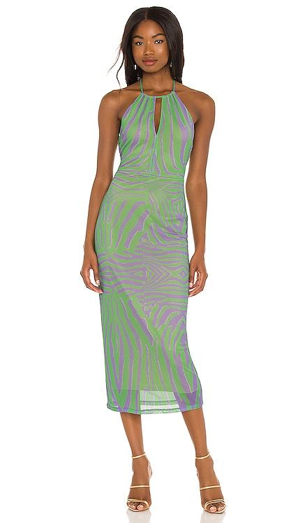 Zebra Dress AFRM $78