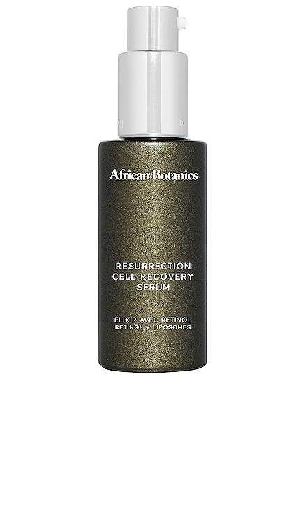 Resurrection Cell Recovery Serum African Botanics $160 BEST SELLER