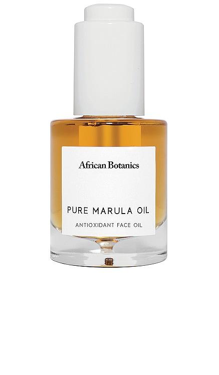 Pure Marula Oil African Botanics $100