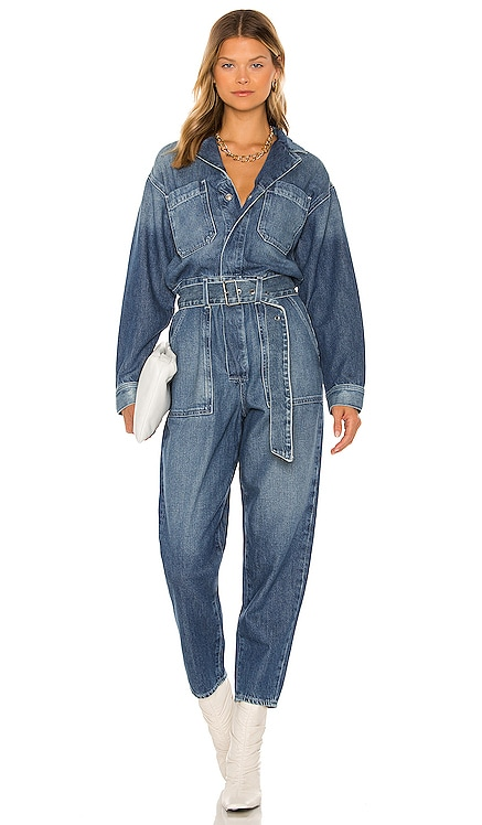 Ryleigh Jumpsuit AG Adriano Goldschmied $298 NUEVO