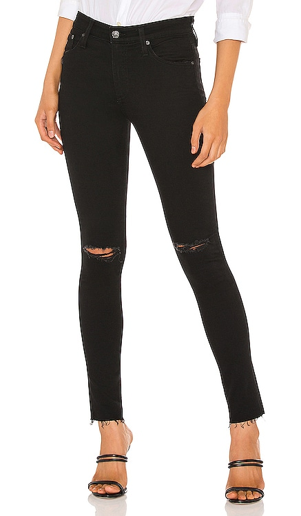 Farrah Skinny Ankle AG Adriano Goldschmied $225