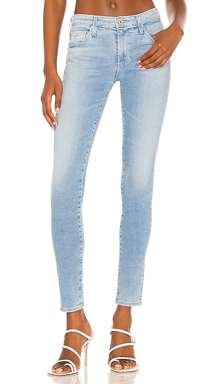 Legging Ankle AG Adriano Goldschmied $215 NEW
